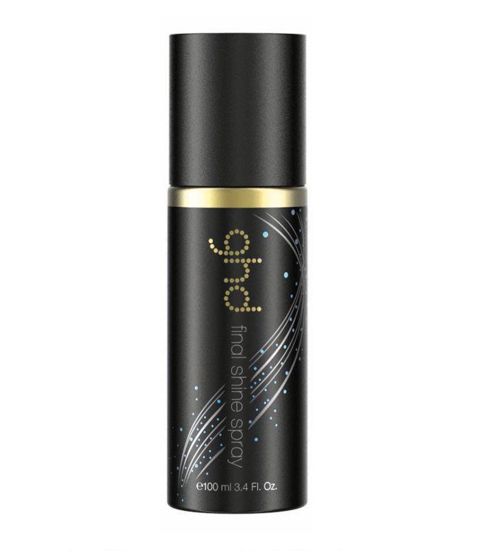 Best hair shine spray: GHD Final Shine Spray