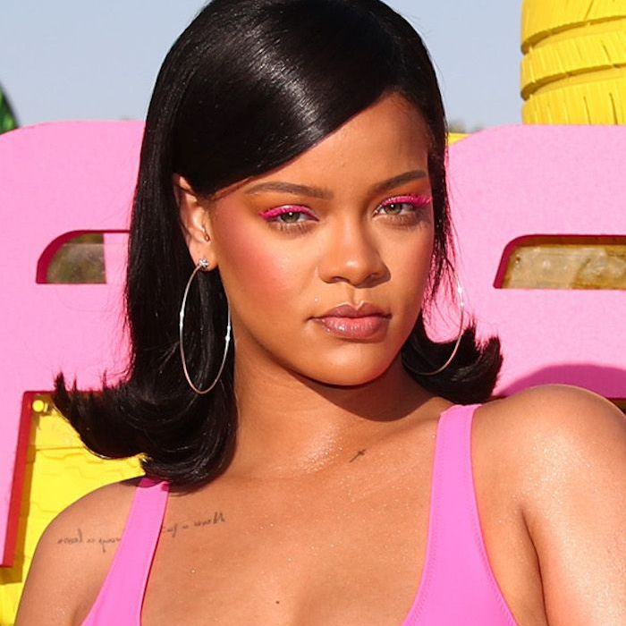 Our 15 Favorite Looks From Hollywood's Neon Makeup Trend