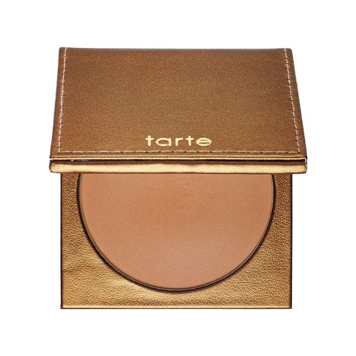 best bronzer: Tarte Amazonian Clay Matte Waterproof Bronzer