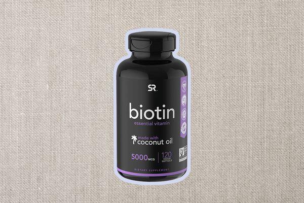 Biotin Hair, Skin, and Nail Vitamins