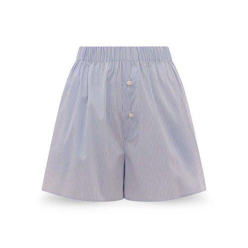 Giordana Boyfriend Boxer Shorts ($116.25)