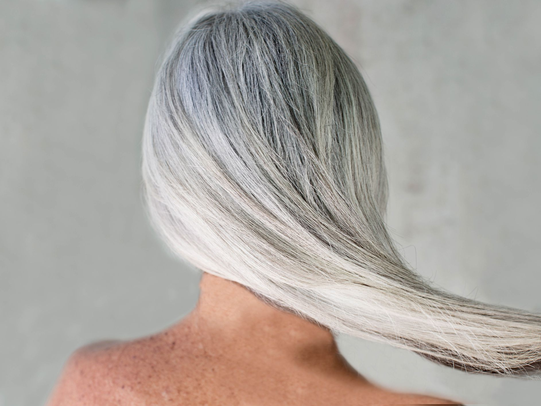 Gone Gray? How to Care for Your Hair