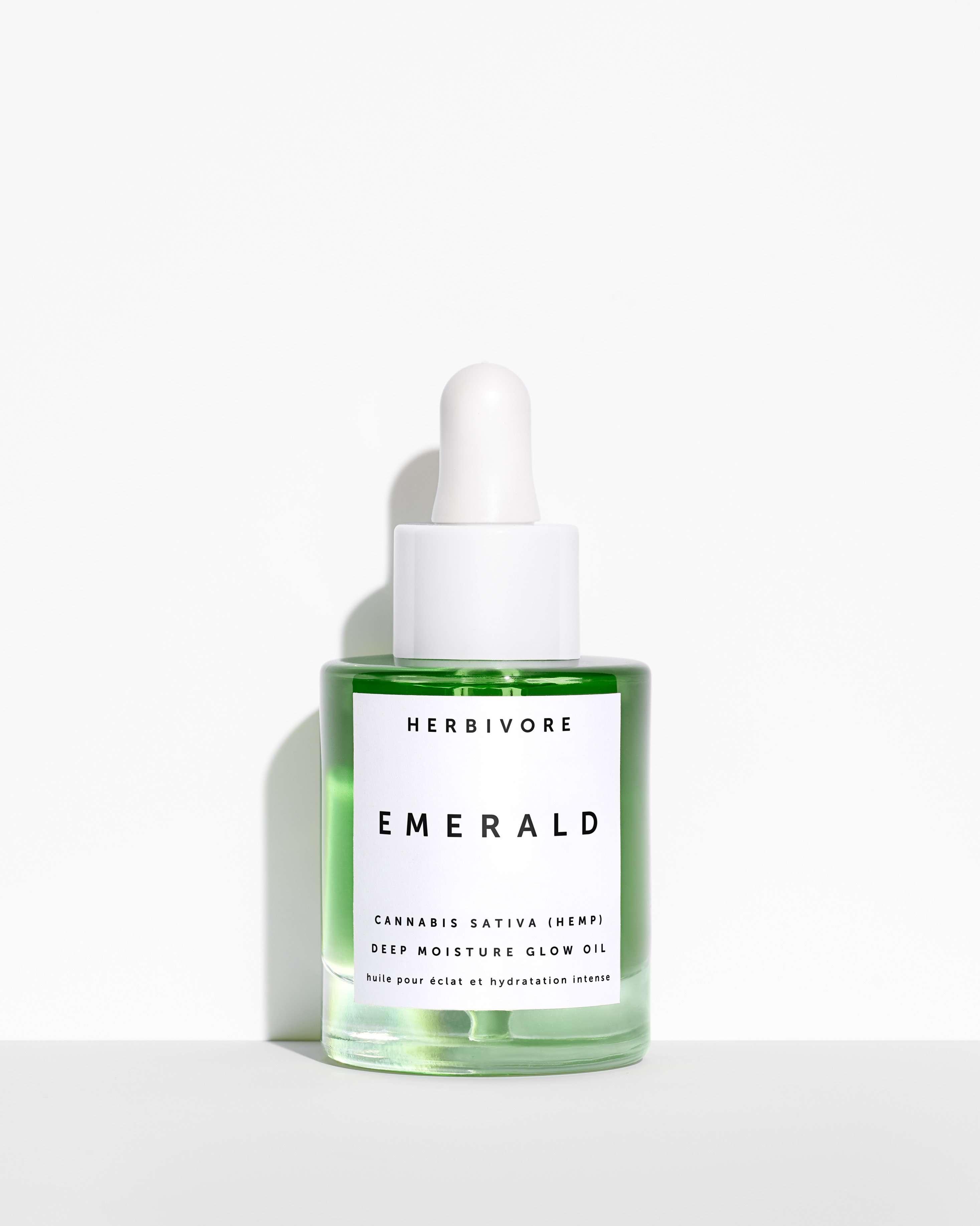 Herbivore Cannabis Sativa Deep Moisture Glow Oil