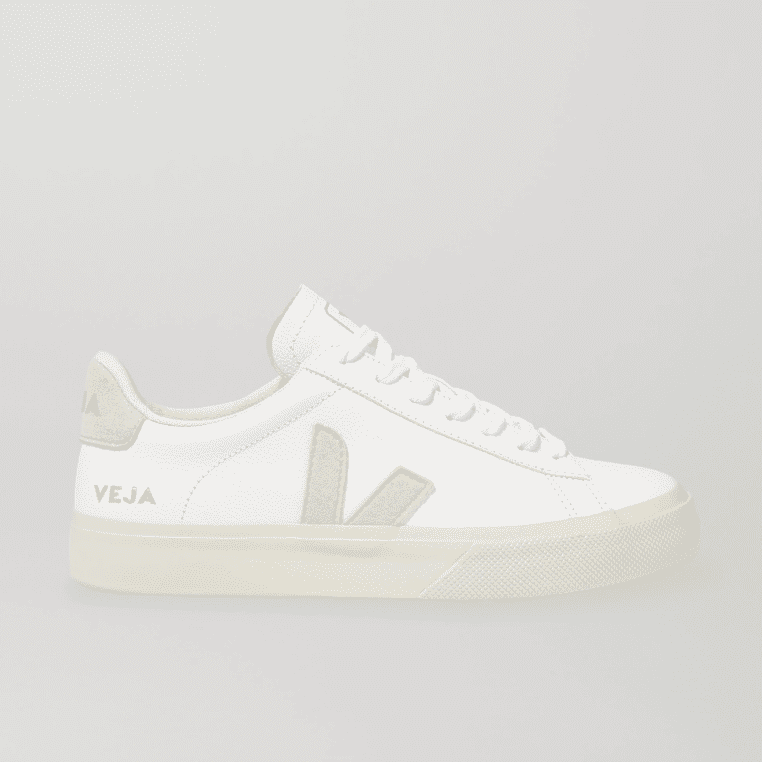 Veja Campo Leather and Vegan Suede Sneakers