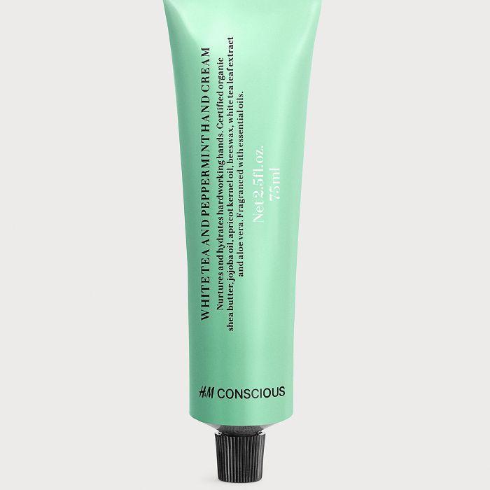H&M Conscious White Tea and Peppermint Hand Cream