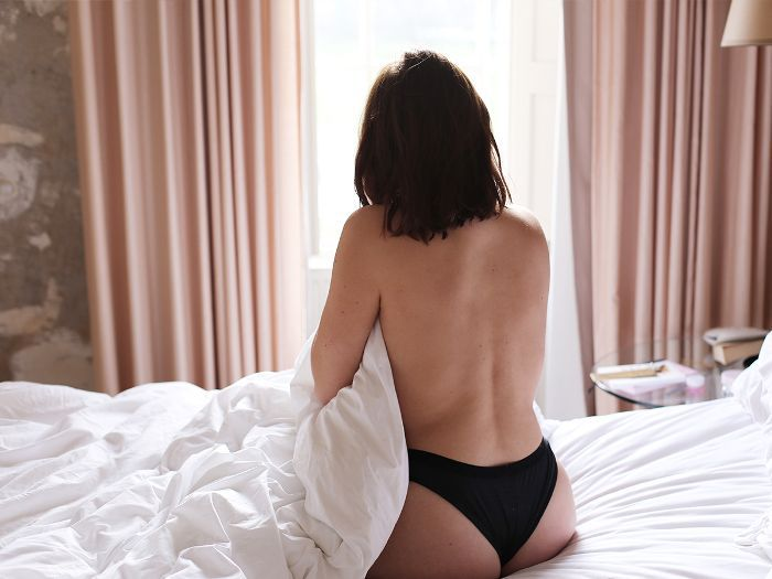 why do we sleep: woman in bed