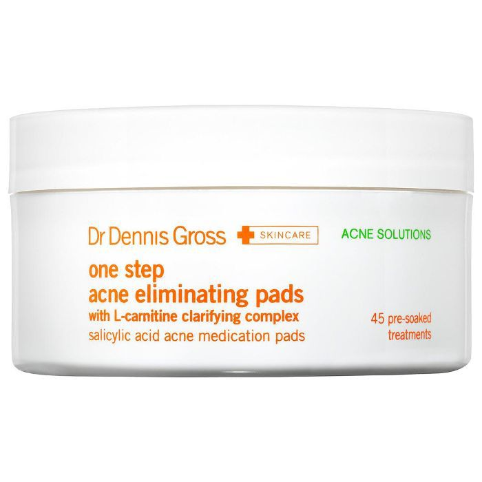 One Step Acne Eliminating Pads 45 Treatments