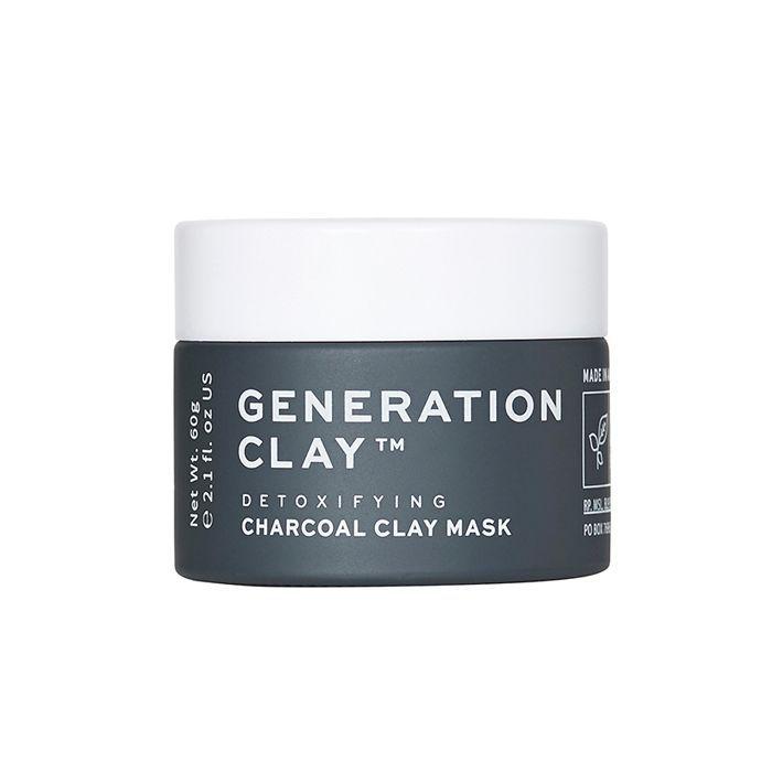 Generation Clay Detoxifying Charcoal Clay Mask
