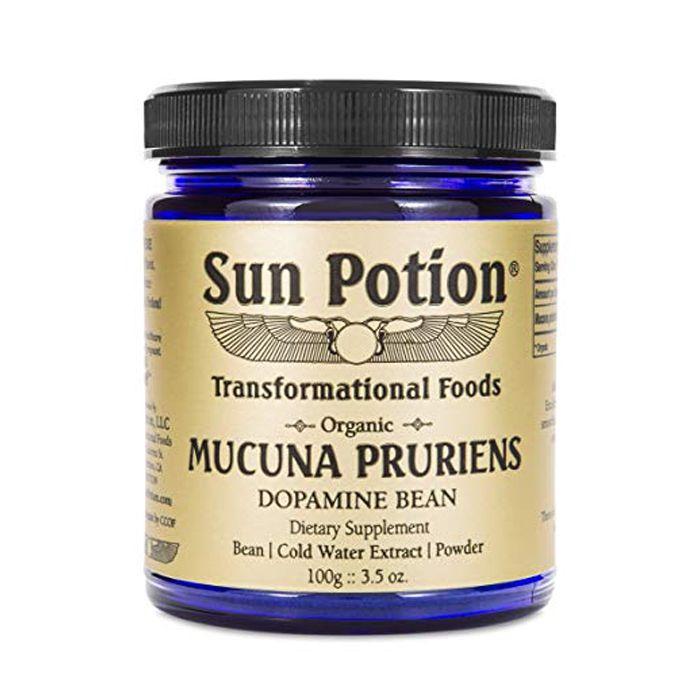 Sun Potion Mucuna Pruriens Powder (Organic)