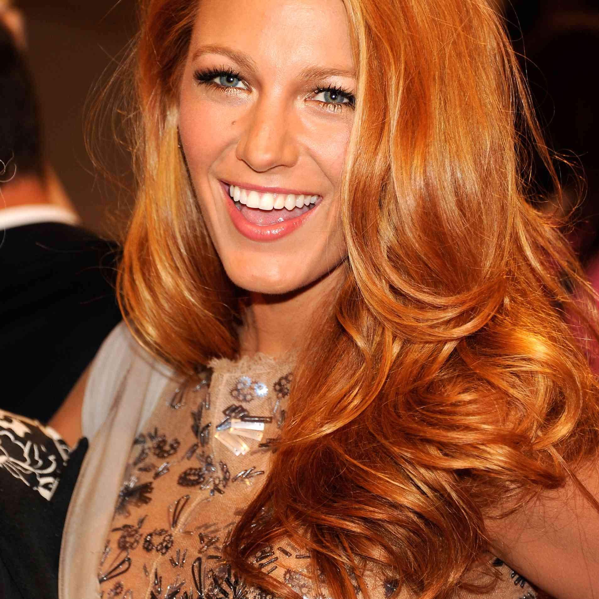 Red Hair- Blake Lively