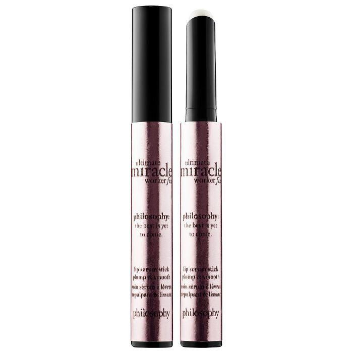 Ultimate Miracle Worker Fix Lip Serum Stick 0.06 oz/ 1.8 g