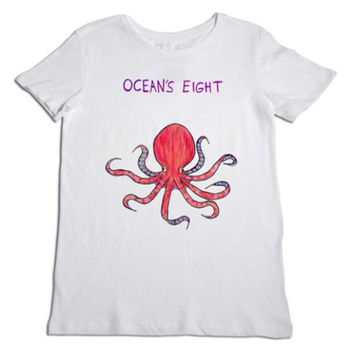 Unfortunate Portrait Ocean's Eight T-Shirt