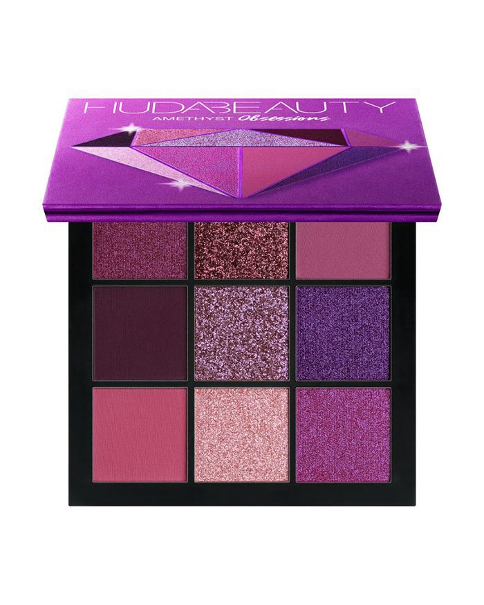 Huda Beauty Obsessions Eyeshadow Palette in Amethyst