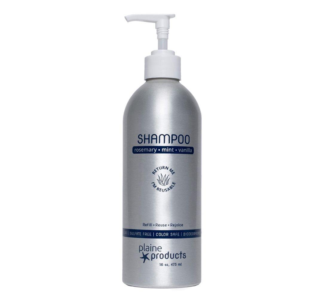 Plaine Products shampoo