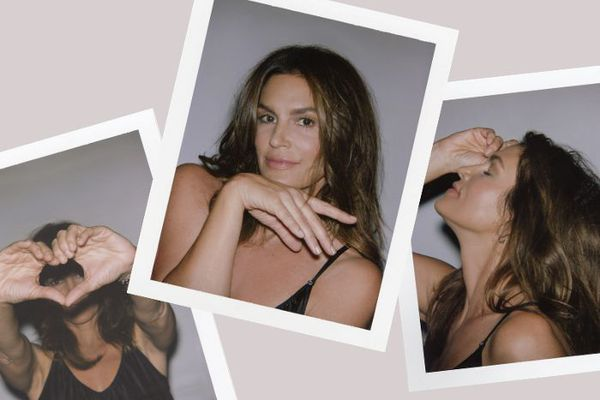 Cindy Crawford on Skincare, Stress, and Instagram Secret's From Kaia