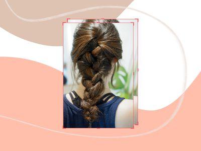 Step-by-step French Braid