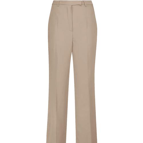 The Frankie Shop Isla High-Rise Straight Pants