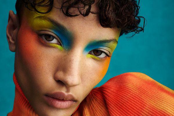 Nadine Ijewere, Model