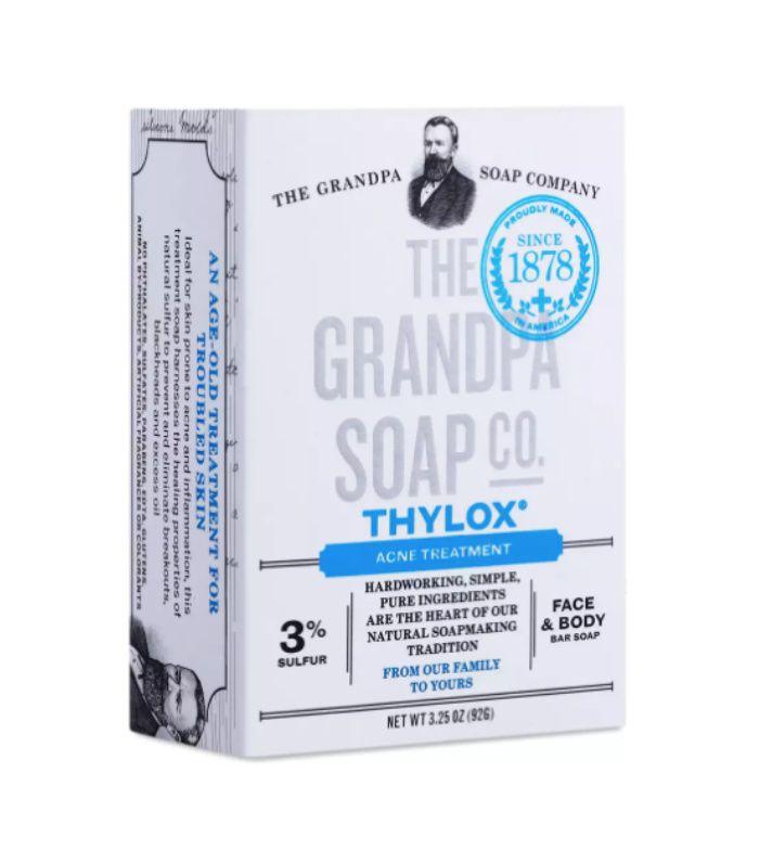Grandpa Soap Co. Thylox Medicated Bar Soap