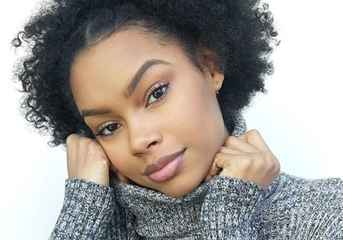 Hair Color Ideas for Short Hair - Black Natural Hair