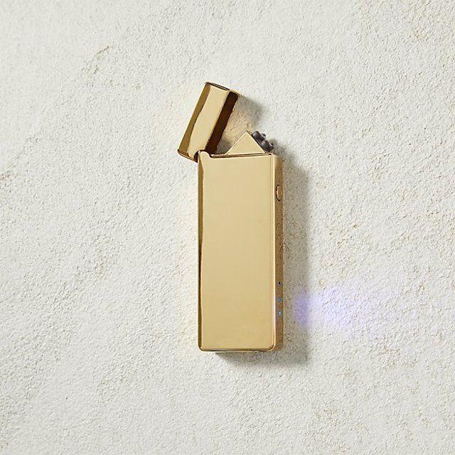 brass candle lighter