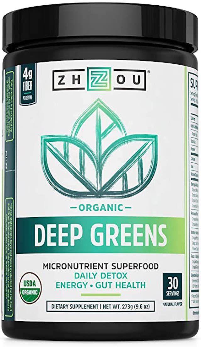 Deep Greens