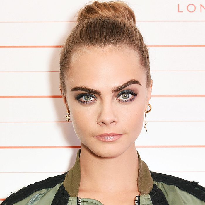 Cara Delevingne Reveals Exactly How She Grooms Her Brows