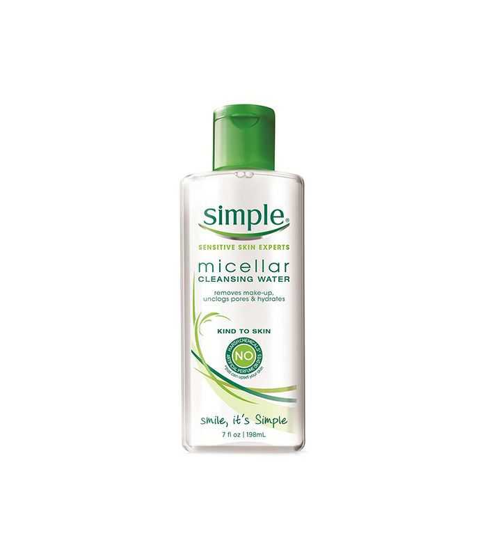 Simple Micellar Cleansing Wate