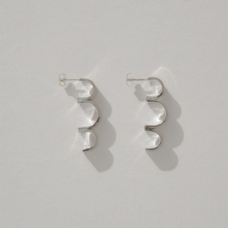 Scallop Earrings