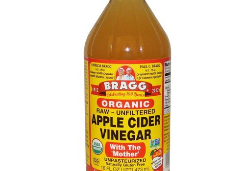 Apple cider vinegar rinses can be beneficial to black hair