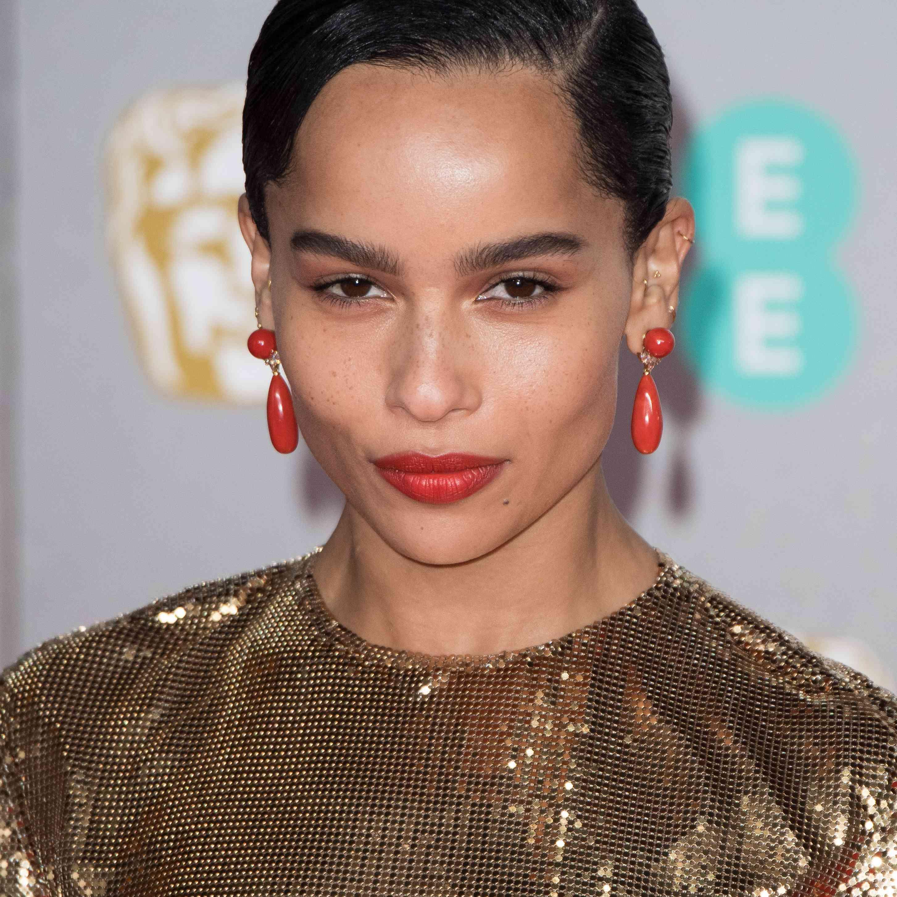 Zoe Kravitz EE British Academy Film Awards 2020 - Red Carpet Arrivals