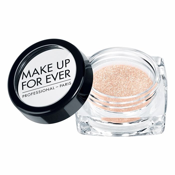 Best glitter makeup: Make Up For Ever Diamond Powder in Champagne
