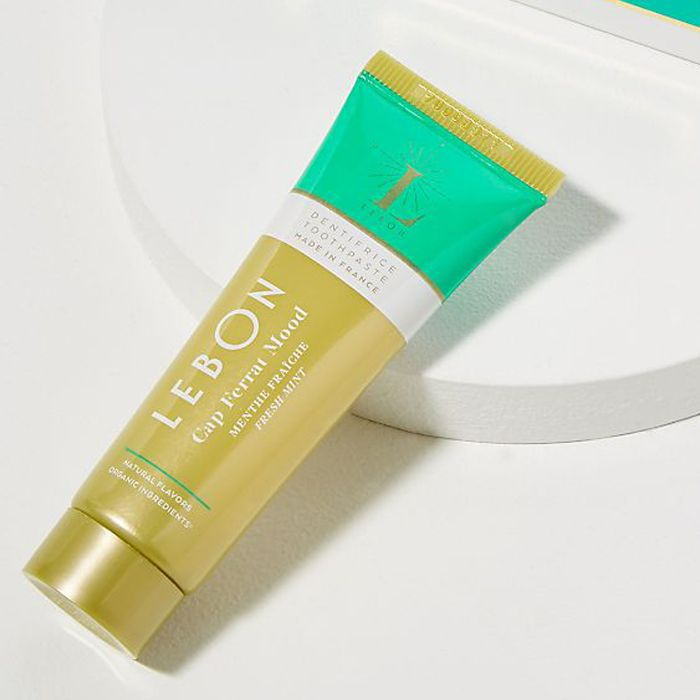 eco products: Leon Mint Toothpaste