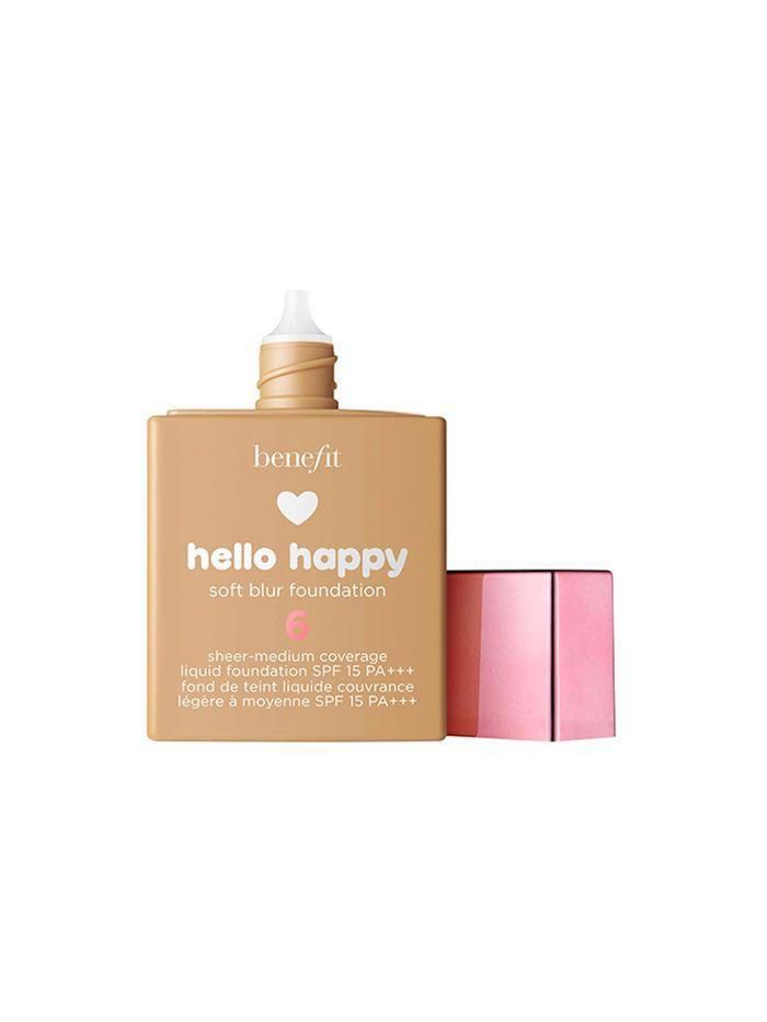 Benefit Cosmetics Hello Happy Foundation