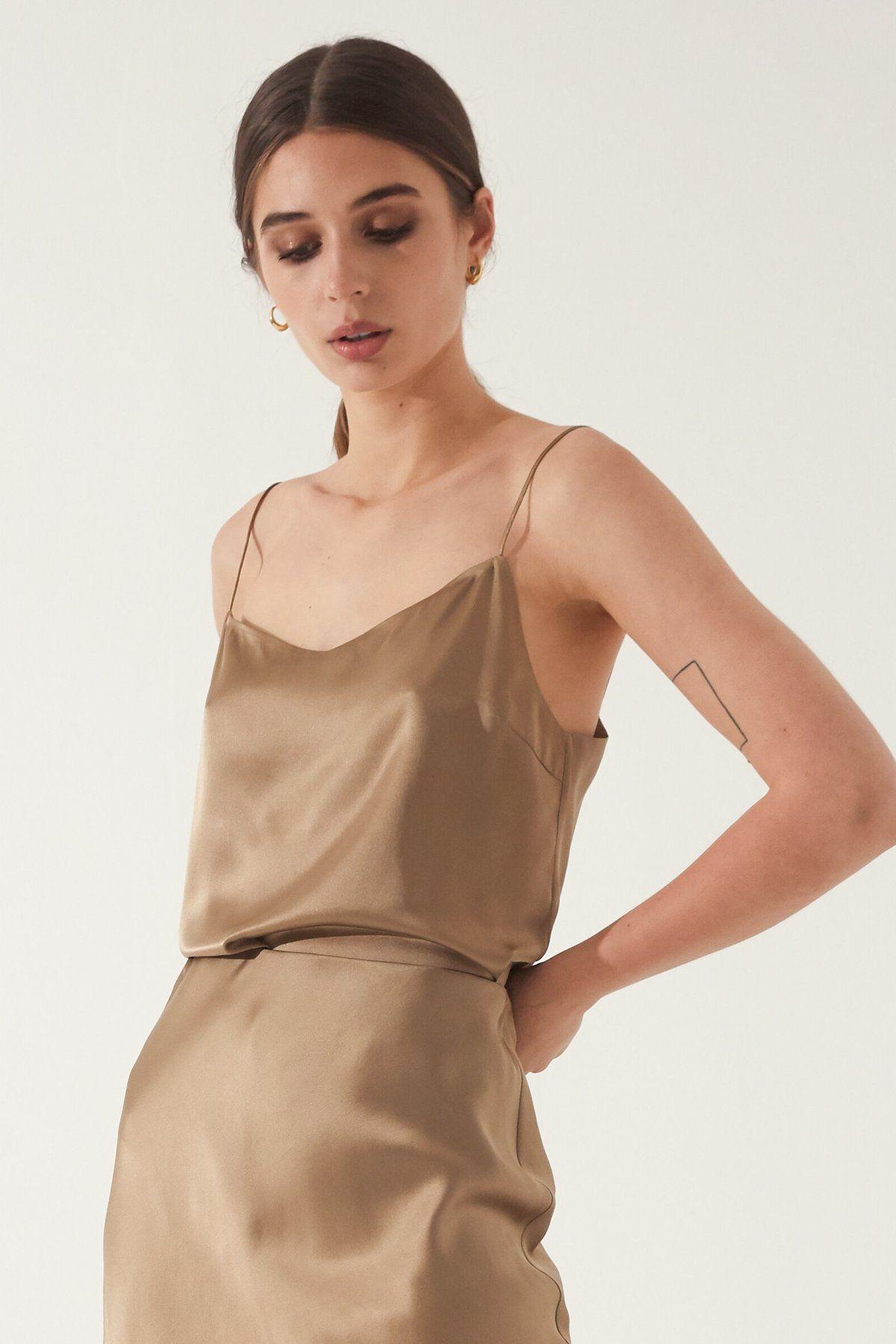 Almina Concept Silk Cami