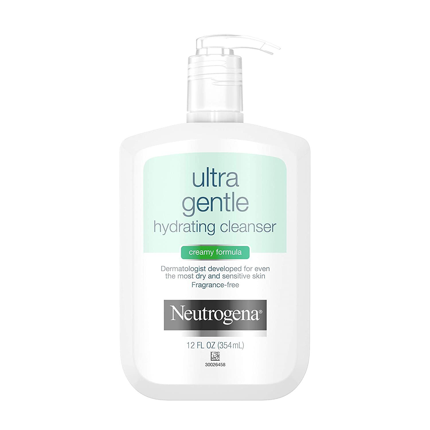Neutrogena Ultra Gentle Hydrating Daily Facial Cleanser for Sensitive Skin