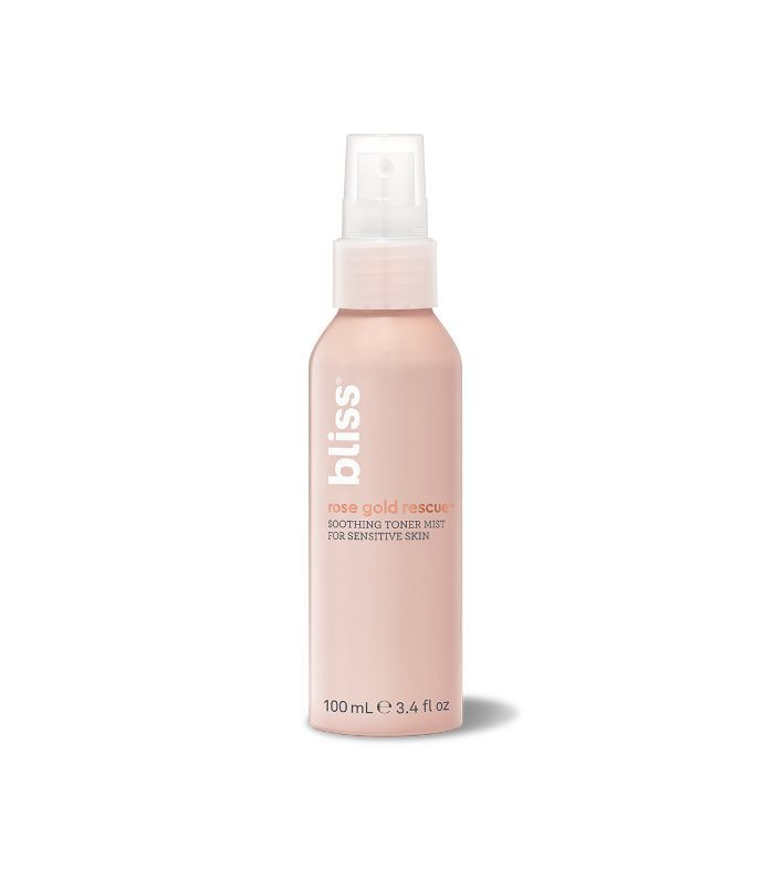 Bliss Rose Gold Rescue™ Soothing Toner Mist