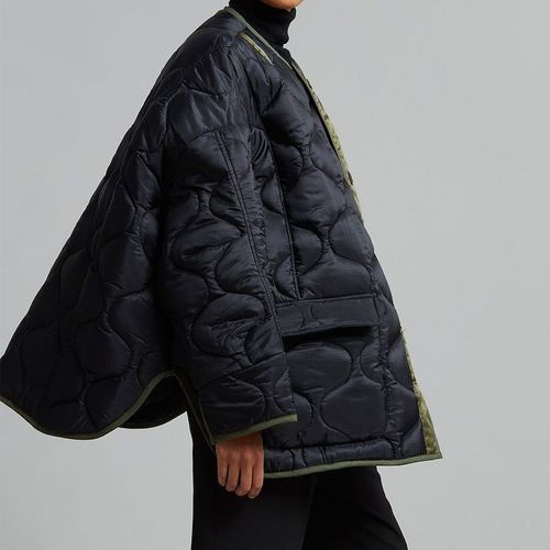 The Frankie Shop Teddy Quilted Jacket