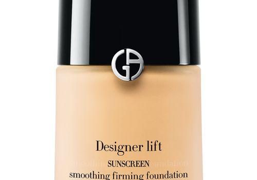 Armani Beauty designer lift sunscreen foundation