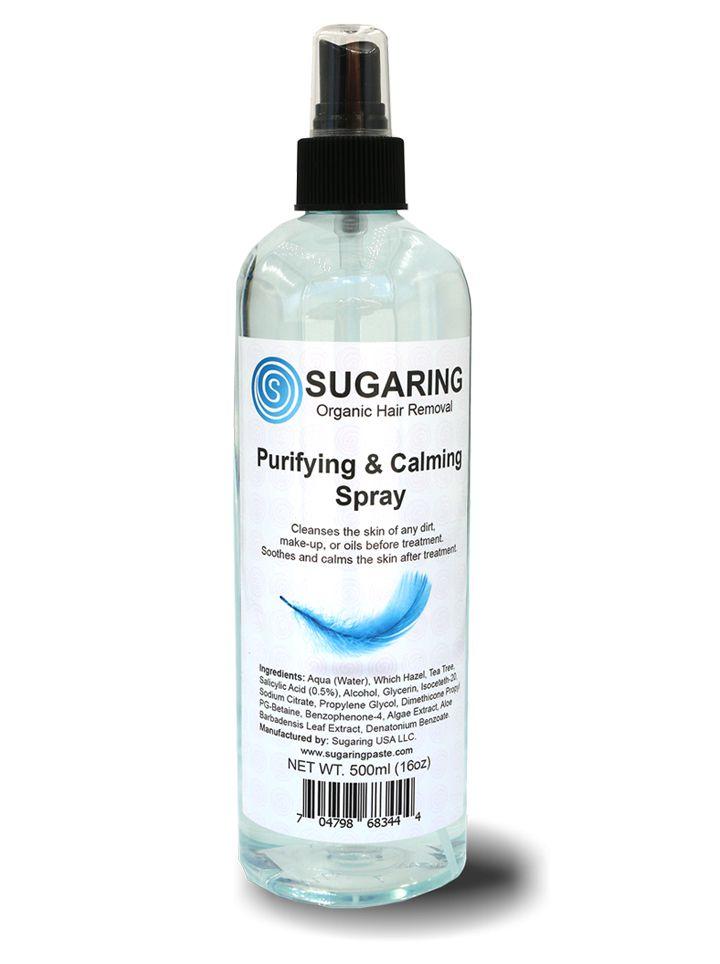 sugaring PURIFYING SPRAY