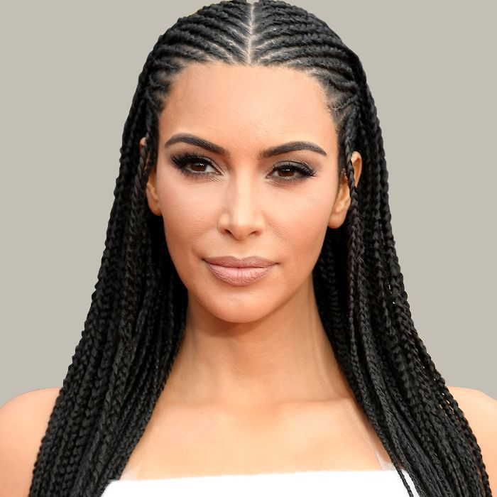 Are KKW's Cornrows Cultural Appropriation? We Asked Readers