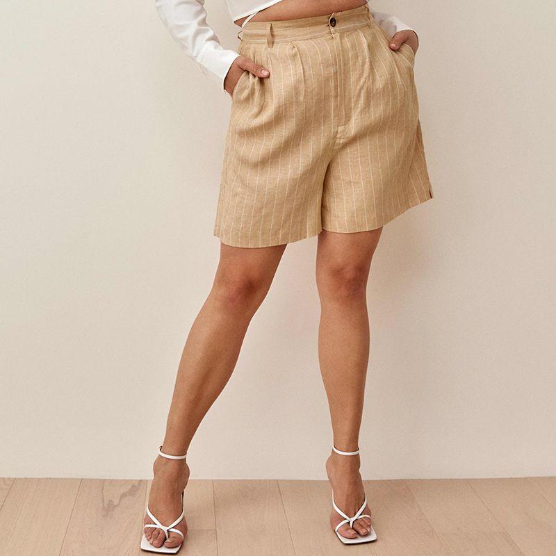 Bello Linen Short