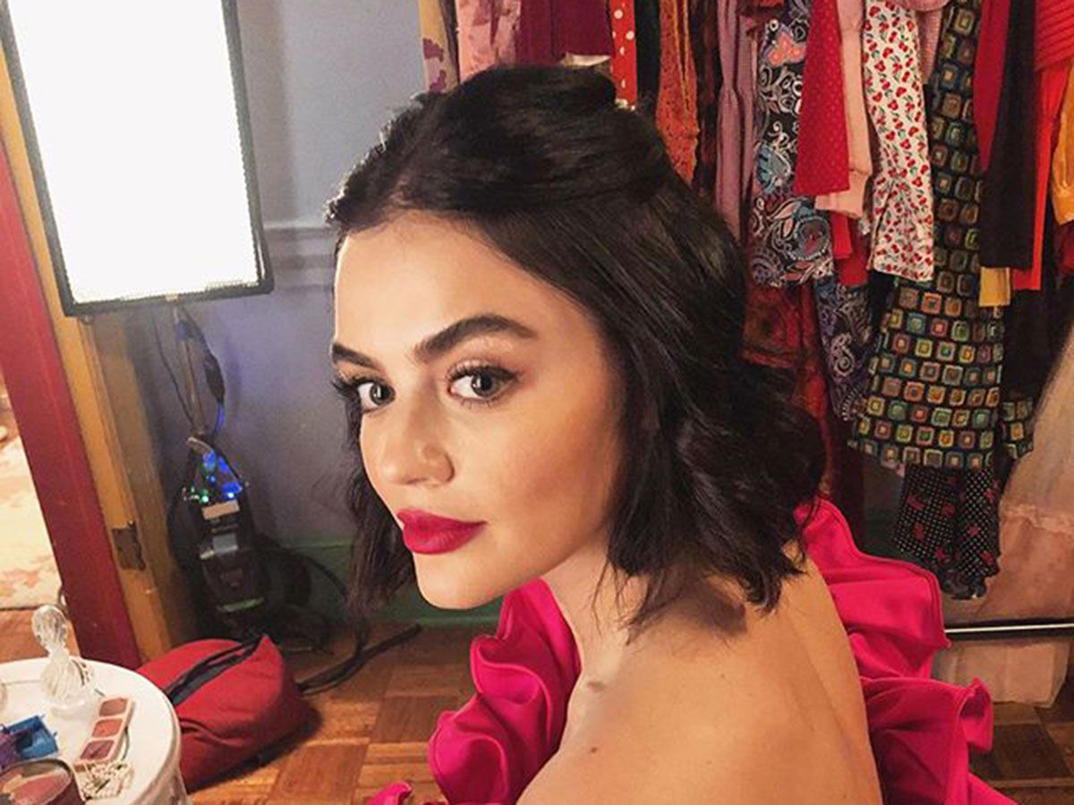 My Ultimate Hair Essentials By Lucy Hale
