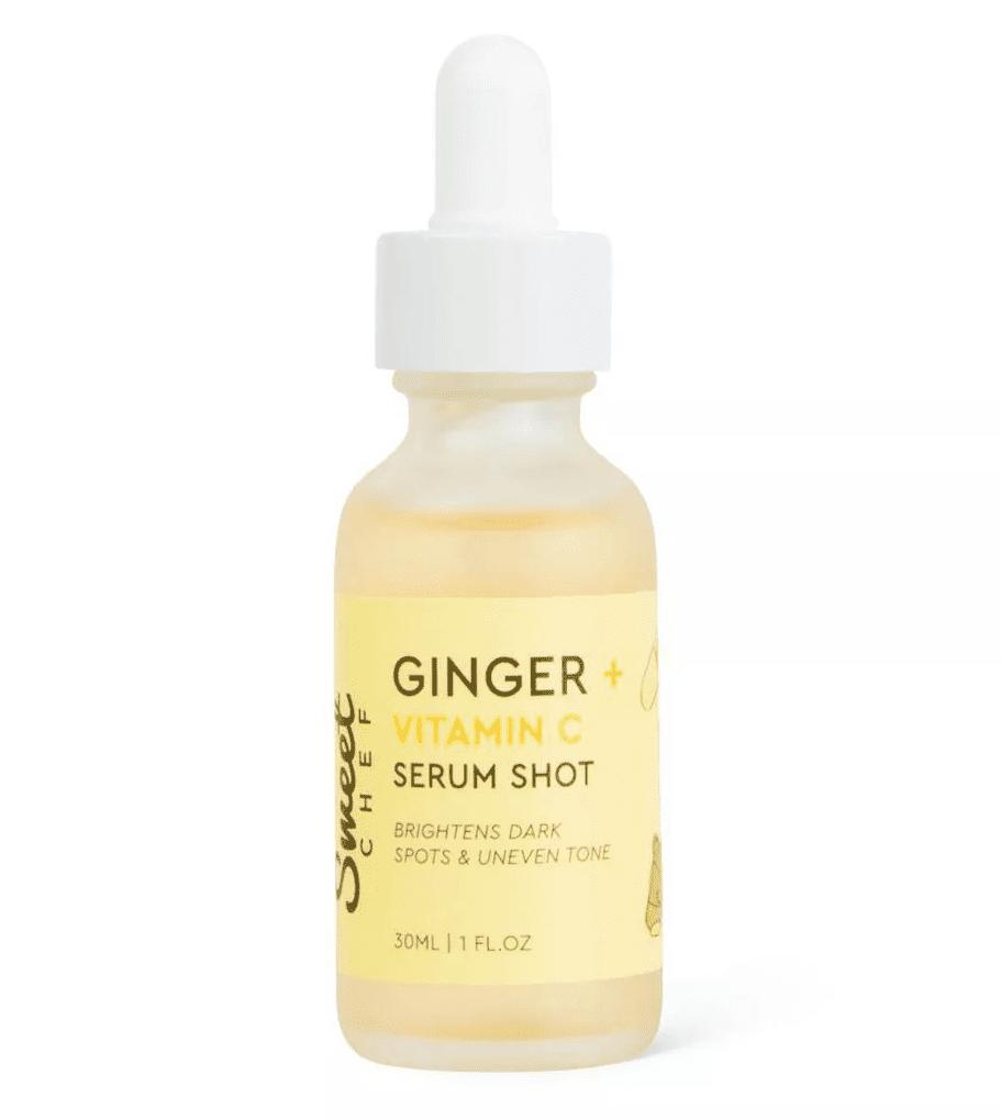 Sweet Chef Ginger Vitamin C Serum Shot