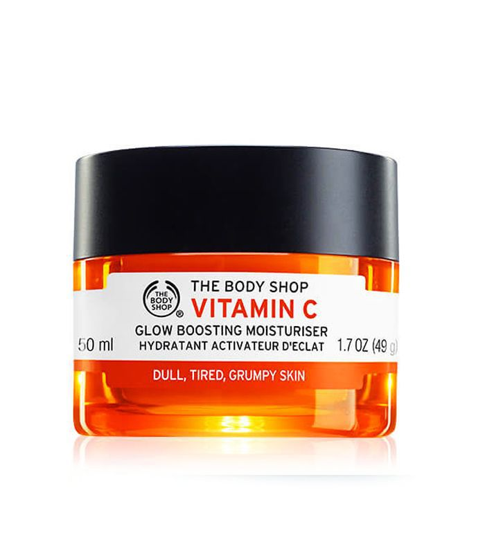 Best moisturiser for dry skin: The Body Shop Vitamin C Glow Boosting Moisturiser