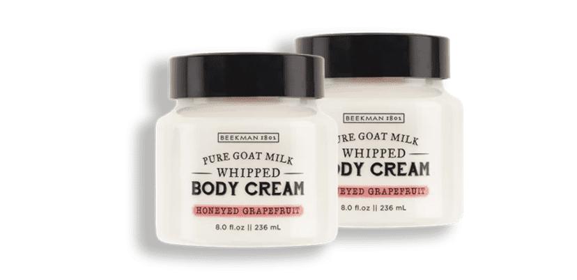 Whipped Body Cream Duo