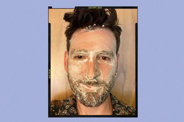 Lumin Charcoal Cleanser on Bryan Levandowski