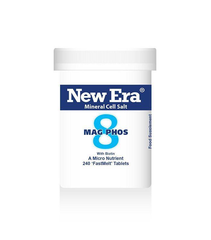 Magnesium benefits: New Era 8 Mag Phos