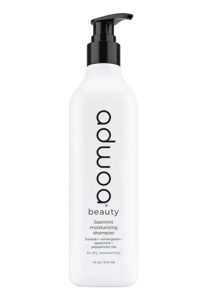 adwoa beauty baomint moisturizing shampoo