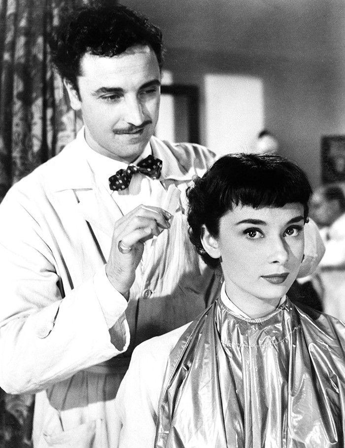 Audrey Hepburn as Princess Ann in Roman Holiday